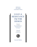 LOAD  RESISTANCE FACTOR DESIGN