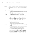 Music Theory FundamentalsSection 1.10