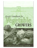 KNOTT'S HANDBOOK FOR VEGETABLE GROWERS