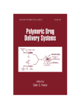 DRUGS AND THE PHARMACEUTICAL SCIENCES