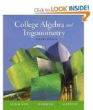 College  Algebra  and Trigonometry with Application
