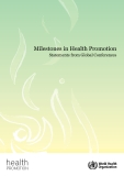 Milestones in Health Promotion Statements from Global Conferences