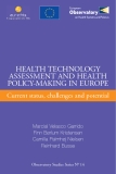 Sách: HEALTH TECHNOLOGY ASSESSMENT AND HEALTH POLICY-MAKING IN EUROPE