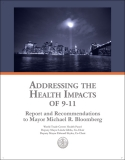 ADDRESSING THE HEALTH IMPACTS OF 9-11