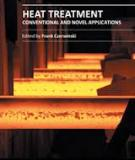 Sách: HEAT TREATMENT – CONVENTIONAL AND NOVEL APPLICATIONS