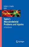Taylor's Musculoskeletal Problems and Injuries - A Handbook