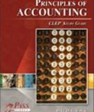 Principles of Accounting - Test Information Guide