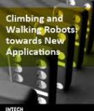 Climbing and Walking Robots: towards New Applications