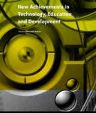 New Achievements in Technology Education and Development