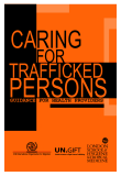CARING FOR TRAFFICKED PERSONS GUIDANCE FOR HEALTH PROVIDERS