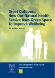 Great Outdoors: How Our Natural Health Service Uses Green Space To Improve Wellbeing