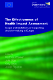The Effectiveness of Health Impact Assessment