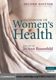 Handbook of Women's Health Second Edition