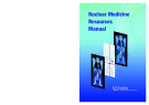 Nuclear Medicine  Resources Manual