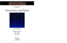 Rourke's World of Science Volume 7 Astronomy and Space