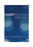 Health Promotion Evidence and Experience