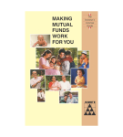 MAKING MUTUAL FUNDS WORK FOR YOU