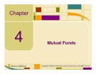 Mutual Funds: Overview