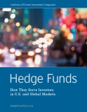 Hedge Funds: How They Serve Investors in U.S. and Global Markets