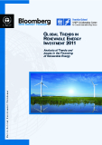 GLOBAL TRENDS IN RENEWABLE ENERGY  INVESTMENT 2011