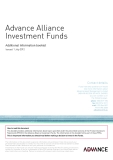 Advance Alliance  Investment Funds