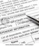 GROUP HEALTH INSURANCE APPLICATION/CHANGE FORM