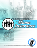 A Consumer's Guide To Home Insurance