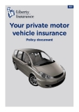 Your private motor vehicle insurance