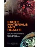 EARTH MATERIALS AND HEALTH
