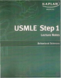 USMLE  Stepl  Lecture Notes