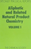 Aliphatic and Related Natural Product Chemistry Volume 1
