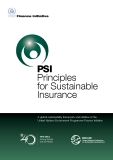 PSI Principles for Sustainable Insurance