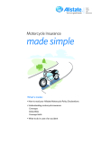 Motorcycle Insurance made simple