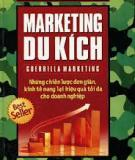 Guerilla Marketing – marketing kiểu du kích