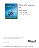 Windows 7 Software testing