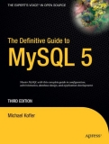 The Definitive Guide to MySQL5