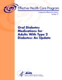 Oral Diabetes Medications for Adults With Type 2 Diabetes