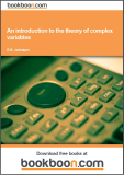 An introduction to the theory of complex variables