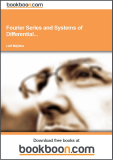 Fourier Series and Systems of Differential Equations and Eigenvalue Problems Guidelines for Solutions of Problems Calculus 4b