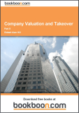 Company Valuation and Takeover Part II