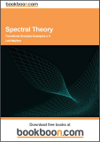 Spectral Theory