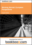 Working Abroad - European Perspectives