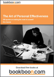 The Art of Personal Effectiveness 500 quotes on making the most of yourself