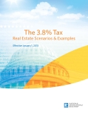 The 3.8% Tax Real Estate Scenarios & Examples