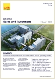 Briefing  Sales and investment