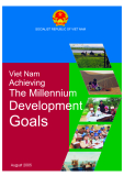 Viet Nam achieving the Milennium Development Goals