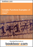 Complex Functions Examples c-5 Laurent Series