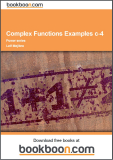 Complex Functions Examples c-4 Power series