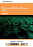 Exercise Book for An Introduction to Relational Database Theory