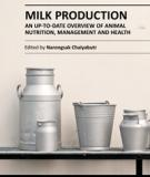 MILK PRODUCTION – AN UP-TO-DATE OVERVIEW OF ANIMAL NUTRITION, MANAGEMENT AND HEALTH